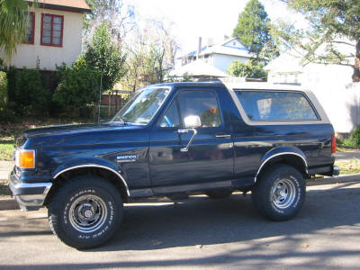 1991 ford bronco Images